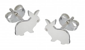 Get Your Bunny Earrings in Time for Easter