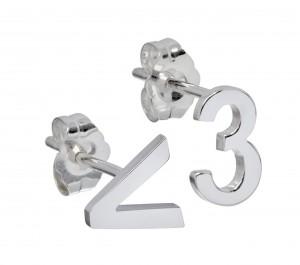 New Jewelry Design: Emoticon-Heart Stud-Earring Set