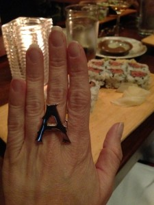 Customer of the Day: A Is for Amanda