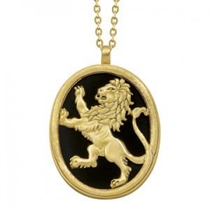 Lion Jewelry for Luxury-Loving Leos
