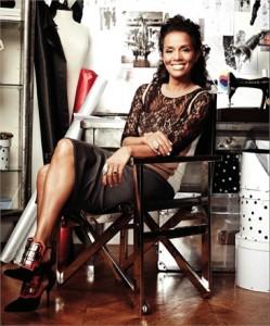 Telling It Like It Is: Stylist Lysa Cooper in Vogue Italia