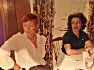 Throwback Thursday: BarbaraB Doing a Sophia Loren Impression