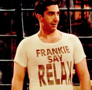 Throwback Thursday: Frankie Say Relax