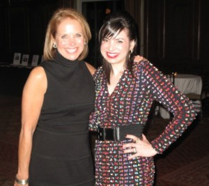 What Wendy Wore: Katie Couric at Columbia Spectator Dinner