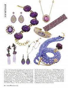 Wendy Brandes Jewelry in Inside Weddings