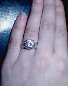 Throwback Thursday: My Original Engagement Ring