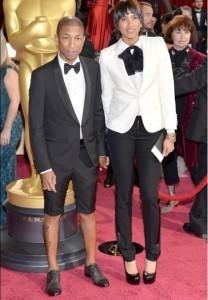 My Best Dressed at the Oscars: Pharrell, Jared, Lupita
