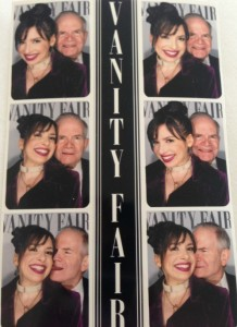 What Wendy Wore: Zang Toi at Vanity Fair's 2014 Oscar Party