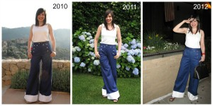 Throwback Thursday: Red, White & Blue Outfits for Holidays