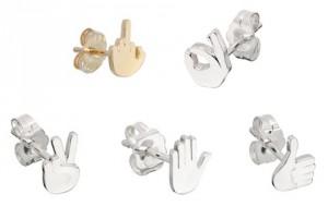 Wendy Brandes Emoji Jewelry on WGSN