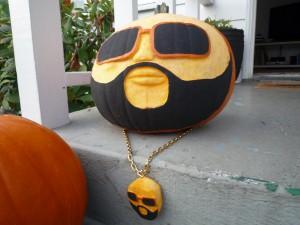 Throwback Thursday: The Halloween Rap-O-Lantern