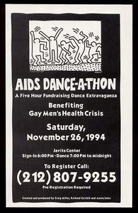 Throwback Thanksgiving Thursday: AIDS Dance-a-Thon 1994