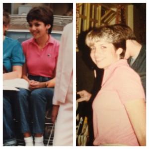 Throwback Thursday: Blonde Bangs in 1983