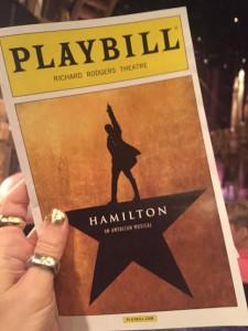 "What Wendy Wore: Vintage Ungaro to ""Hamilton"""