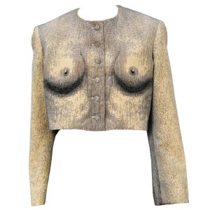 Vintage Moschino That Could Free the Nipple