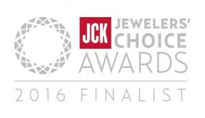 I'm a Jewelers' Choice Award Finalist!