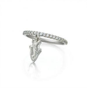 Jewel of the Month: Arrowhead Dangle Rings