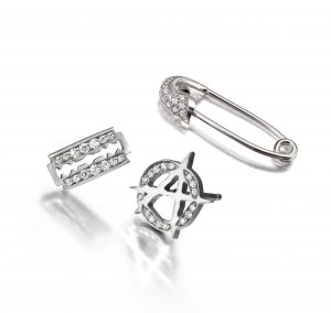 Jewels of the Month, Part II: More Punk Platinum