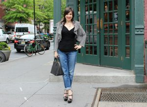 What Wendy Wore: The Blogversary Sweater
