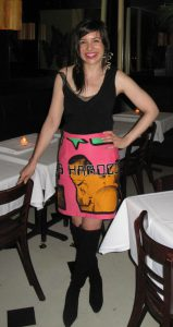 Throwback Thursday: Stephen Sprouse Skirt