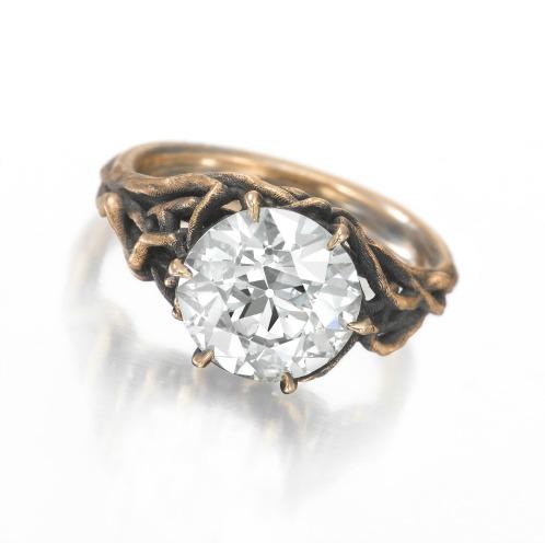 Custom His Her Wedding Rings Wendy Brandes Jewelry Blog