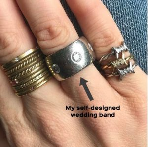 Wednesday's Video: My Wedding Band Has Gone AWOL