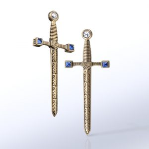 Jewel of the Month, Part I: Swords for Badass Women