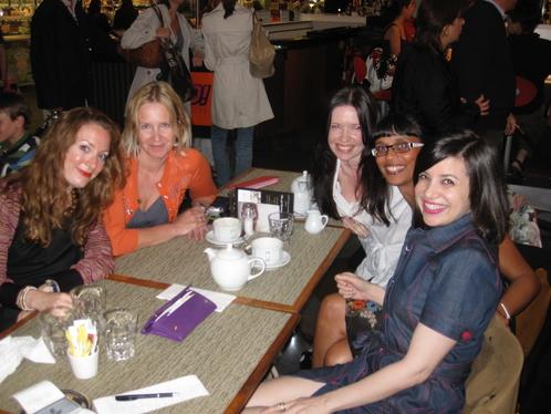 Throwback Thursday: London Bloggers, 10 Years Ago
