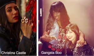 Get Crazy With Christina Castle & Gangsta Boo