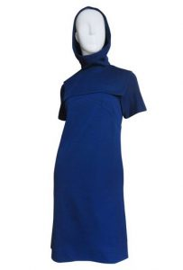 Wishlist: Dress With Hood by Pauline Trigere